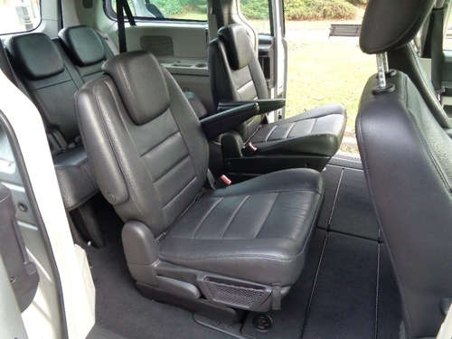Voyager Back Seat